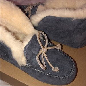 UGGS moccasin slippers